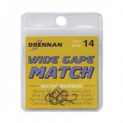 Kabliukai Drennan Wide Gape Match