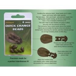 Konektorius Drennan Quick Change Beads