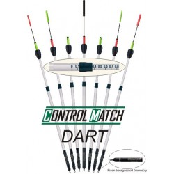 Plūdė Cralusso Control Match with dart