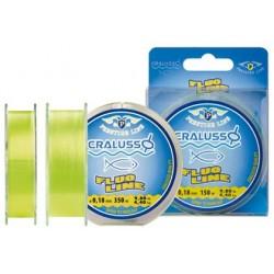 """Cralusso valas """"Fluo-Presige"""" geltonas 150m"""