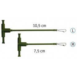 """Cralusso """"Rotaiting T Distance holder"""""""