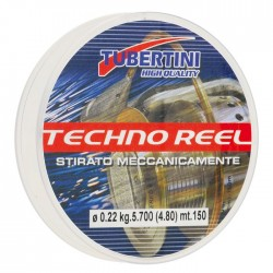 Valas Tubertini Techno Reel 150m