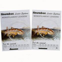 Snowbee Monofilamentinis pavadėlis