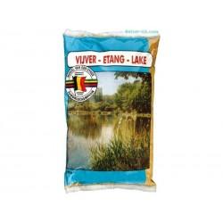 Jaukas VDE Vijver Geel - Etang Jaune - Lake Yellow 1kg