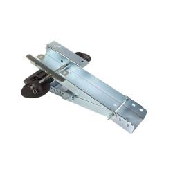 Stronger montavimo komplektas prie PVC valčių