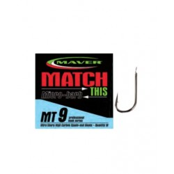 Kabliukai Maver Match This 9
