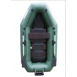Žvejybinė PVC valtis ProMarine IPB (dugnas sud. lentučių)