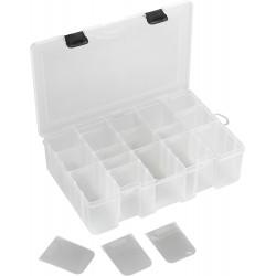 Plastikinė dėžutė 35,5x23x9,6