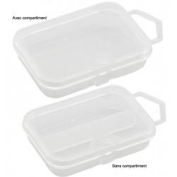Maža plastikinė dėžutė