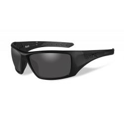 Akiniai Wiley X NASH Polarized Smoke Grey Matte Black Frame
