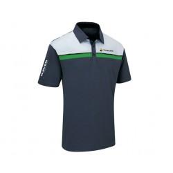 Marškinėliai Maver Polo Žali