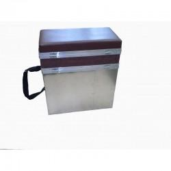 Aliumininė žieminė dėžė