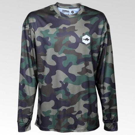 Marškinėliai Bluewild ilgomis rankovėmis
