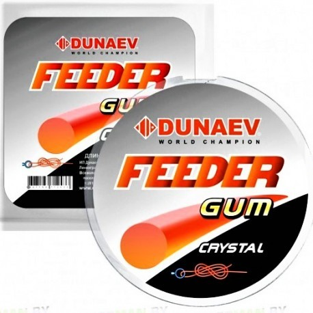 DUNAEV Feeder Gum Crystal