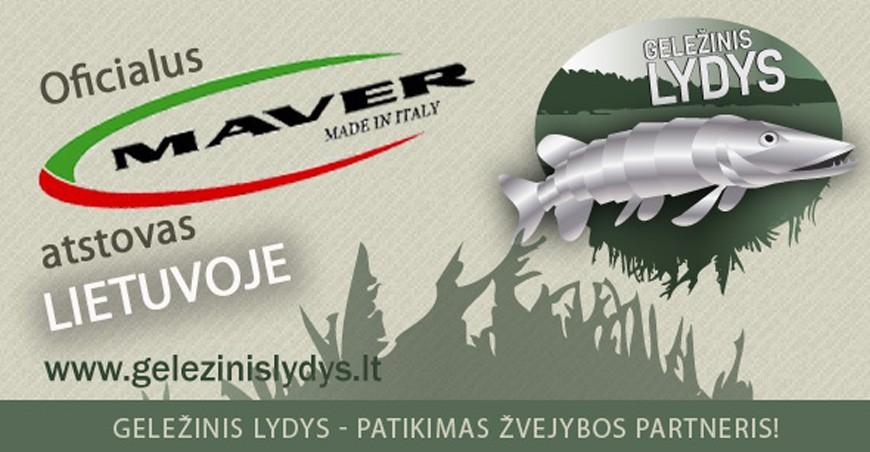 Oficialus Maver produkcijos atstovas Lietuvoje!