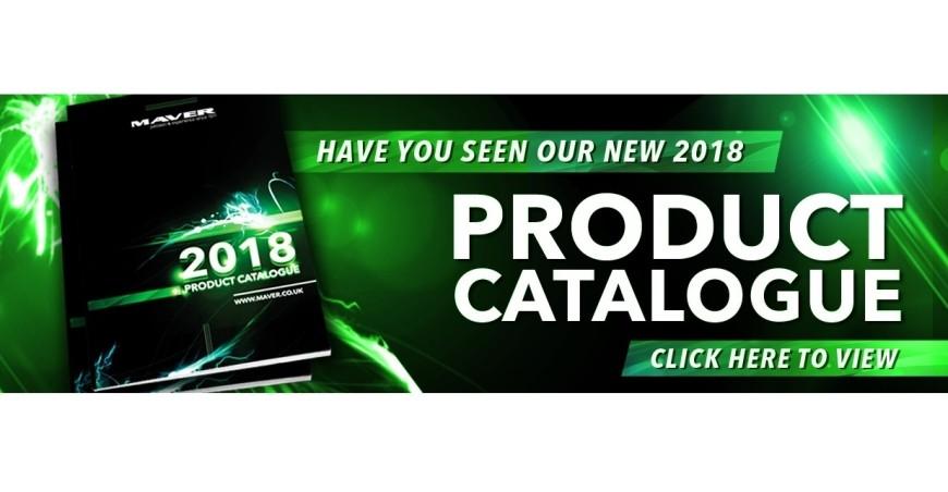 Naujas Maver 2018 metų katalogas!